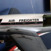 Image of Delta Curtiss C-46, N9884F Ship 104, Air Freighter Model Airplane