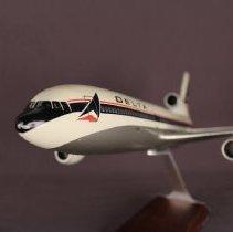 Image of Delta Lockheed L-1011 Model Airplane -