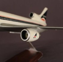 Image of Delta Lockheed L-1011 Model Airplane