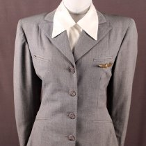 Image of C&S Stewardess Uniform Jacket - ca. 1949-1952