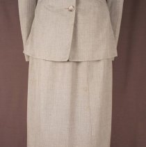 Image of C&S Stewardess Uniform Skirt - ca. 1949-1952