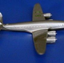 Image of C&S Lockheed Constellation Souvenir Model Airplane