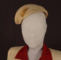 Image of Delta Air Lines Stewardess Uniform Hat