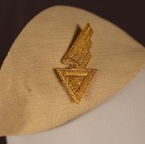 Image of Delta Air Lines Stewardess Uniform Hat
