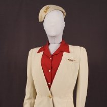 Image of Delta Stewardess Uniform