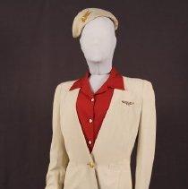 Image of Delta Stewardess Uniform