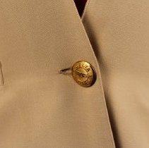 Image of Delta Stewardess Uniform Button