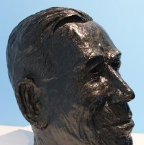 Image of C.E. Woolman Sculpture