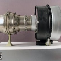 Image of Rolls Royce RB.211-22B Engine Model