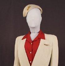 Image of Reproduction Delta Stewardess Uniform