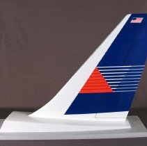 Image of Delta Concept Livery Tail