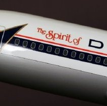 Image of Boeing 767-200, Ship 102, The Spirit of Delta