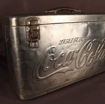 Image of Delta Coca-Cola Cooler - 1941