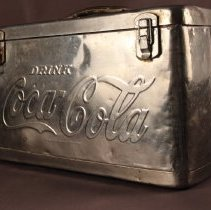 Image of Delta Coca-Cola Cooler