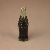 Image of Coca-Cola Bottle - ca. early 1940s