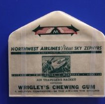 Image of Northwest Airlines Air Traveler's Packet