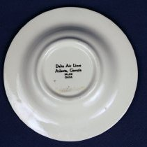 Image of Delta Twentieth Anniversary Ashtray