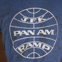 Image of Pan Am Ramp Agent Uniform T-Shirt