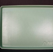 Image of Northeast Airlines Meal Tray - ca. early 1960s