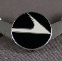 Image of West Coast Airlines Insignia or Promotional Pin - ca. 1960s