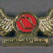 Image of Northwest Orient Boeing 747 Kiddie Wings