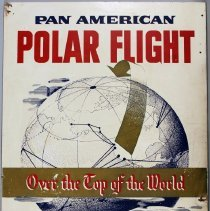 Image of Pan American Polar Flight - 1957