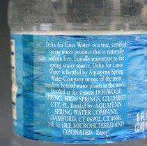 Image of Delta Onboard Water Bottle