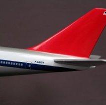 Image of Northwest Orient 747-151 N601US, Model Airplane