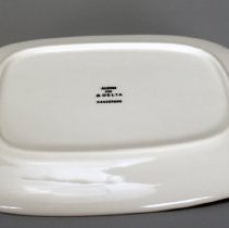 Image of Alessi for Delta Dinner Plate