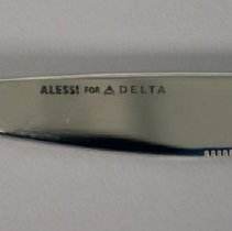 Image of Alessi for Delta Butter Knife