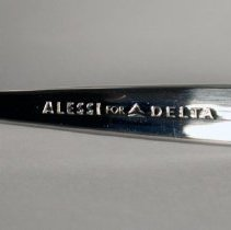 Image of Alessi for Delta Love Dessert Spoon