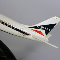 Image of Delta Douglas DC-8 Super 61, N807E Ship 807, Model Airplane
