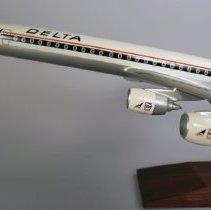 Image of Delta Douglas DC-8, Model Airplane