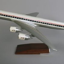 Image of Delta Douglas DC-8, Model Airplane - 1967-1983