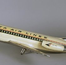 Image of Delta DC-9-10, N3301L Ship 301, Model Airplane -