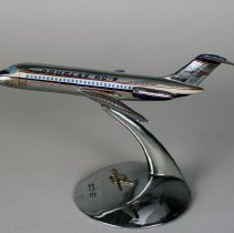 Image of Douglas DC-9, N90000, Model Airplane - 1967-1983