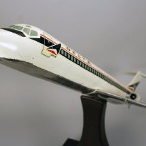 Image of Delta DC-9-14, N3301L, Ship 201, Model Airplane    - 1960s