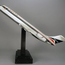 Image of Delta DC-9-30, N3301L Ship 201, Model Airplane    -