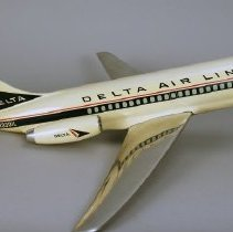 Image of Delta Douglas DC-9-10, N3301L, Ship 301 Model Airplane - 1960s