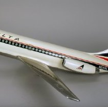 Image of Delta DC-9-14, N3301L, Ship 301 Model Airplane  - 1960s