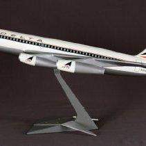 Image of Delta Convair 880, N8801E, Ship 901 Model Airplane - 1960s