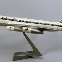Image of Delta Convair 880, Model Airplane -