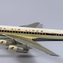 Image of Delta Douglas DC-8-61 Model Airplane -