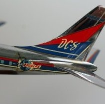 Image of Douglas DC-8, N80000, Model Airplane