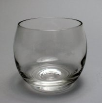 "Image of Delta Whiskey ""Roly Poly"" Glass"