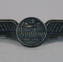 Image of Southern Airways First Officer Uniform Wings - ca. 1949-1967