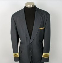 Image of Northwest Airlines Captain's Jacket