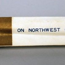 Image of Northwest Orient Airlines Imperial Service Chopsticks