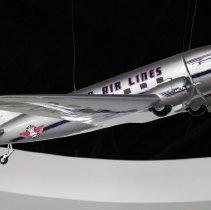 Image of Delta Douglas DC-3, Model Airplane