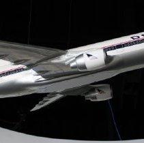 Image of Delta Lockheed L-1011, Model Airplane